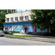 Торгово-офисное здание на ВДНХ. фото