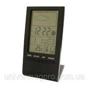 Настольные цифровые часы St-8007 с термометром, гигрометром, подсветкой фото