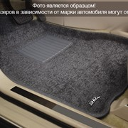 Коврик Chrysler 300 C 06 3D Tufted борт. Серый фото