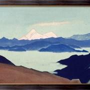 Картина Священные Гималаи 2, Рерих Николай Константинович фото