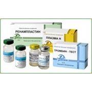 Фибриноген-тест фото
