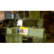 Закупка лома аккумуляторных батарей – свинцовые, никелевые ТНЖ, НК фото