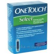 Тест-полоски OneTouch Select (Уан Тач Селект) №25 фото