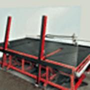 Стол для фигурной резки стекла автоматический 429 F фото