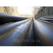 Труба техническая под кабель фото