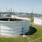 Нефтеперерабатывающий завод фото