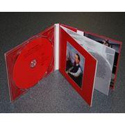 Упаковка для дисков Диджипак фото
