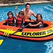 Лодка надувная Explorer 300 Intex 58332 фото