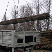доставка металлопроката по городу и области грузовым автотранспортом грузоподъемностью до 20тн; фото