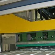 Оборудование для вспененных поддонов из полистирола общего назначения. фото