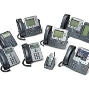 Системы традиционной и IP телефонии фото