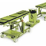 Стол общехирургический со сменными панелями ОМ - СИГМА 03 операционный стол хирургический фото