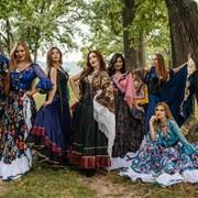 Цыганские танцы фото