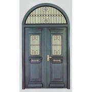 Металлические двери фото