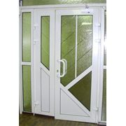 Наружные двери Rehau Brillant-Design фотография