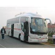 Аренда пассажирских автобусов с водителем фото