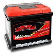 Аккумулятор SZNAJDER Plus 6СТ-50А/Ч фото