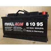 Аккумуляторы Moll Agm 95 Ah фото