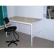 Легкие рабочие столы фото