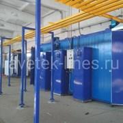 Печь полимеризации проходная Avetek CH 601018e фото
