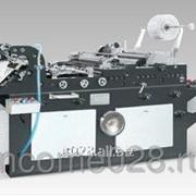 Машина для нанесения покрытий на заготовки картонных ящиков и окон TY31B фото