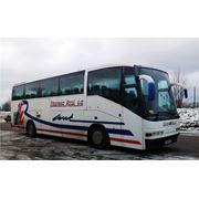 Перевозки автобусные пассажирские фото