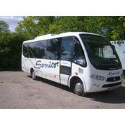 Аренда автобусов для коротких поездок фото