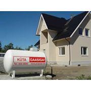 Газ для отопления в ёмкостях фото