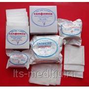 Салфетки марлевые 2-х слойные стерильные р.45х29 №5 фото