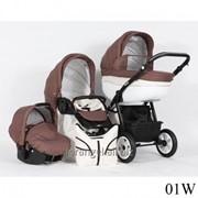 Детская коляска 2 в 1 Verdi Avenir 01W, Артикул 1102-0001 фото