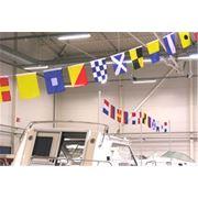 Спортивные флаги фото