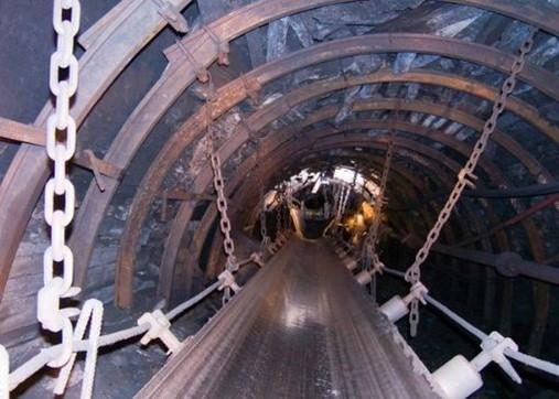 шахтный скребковый транспортер