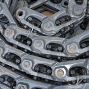 Цепь гусеничная LC 48L на экскаватор PC300-7, оригинал 207-32-00310 фото