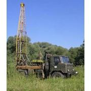 Геофизические иследования, ГИС, инженерные изыскания, статическое зондирование, электроразведка фото