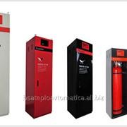 Шкаф металлический для модуля газового пожаротушения фото