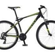 Велосипед GT Aggressor 3.0 (2014) черно-зеленый фото