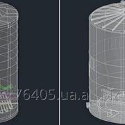 Построение градуировочных таблиц резервуаров любого объема, произвольной формы и произвольной ориентации в пространстве фото