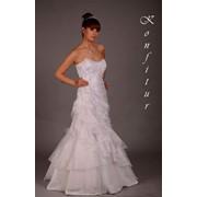 Платья свадебные Аманда номер 15k фото