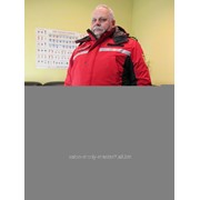 Куртка зимняя Код; 123-890 фото