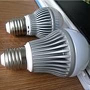 Светодиодная лампа фото