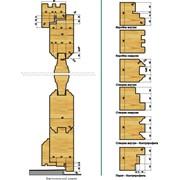 Набор головок для наружных дверей Frezwid 2 профиль фото