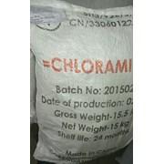 Хлорамин Б (Китай) (меш. 15 кг по 300 гр) фото