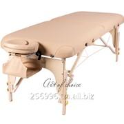 Стол массажный деревянный TOR бежевый фото
