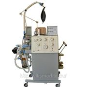 Аппарат ИВЛ и ингаляционного наркоза РО-9Н фото