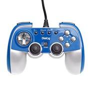 Геймпад Dialog GP-M22 blue фото