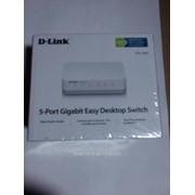 D-Link DGS 10005A 5-port Gigabit Easy Desktoh Switch фото