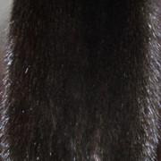 Мех Норка коричневый фото