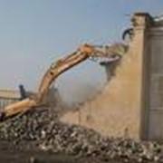 Ремонт и восстановление зданий. фото