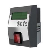 Информационный киоск штрих-price checker фото