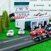 Аренда радиоуправляемых автомоделей и трасс для проведения соревнований. фото